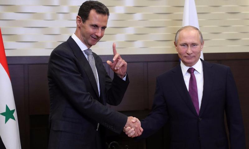 Конец войне: Путин приказал вывести из Сирии российских военных