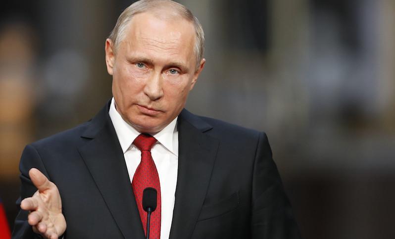 Владимир Путин сделал это