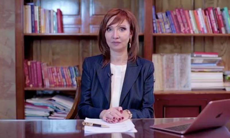 В погоне за счастьем: бизнес-леди Лариса Ренар идет кандидатом на выборы-2018