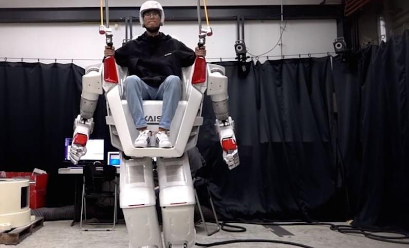 Прокачу без ветерка: разработчики похвастались ездовым роботом-гуманоидом