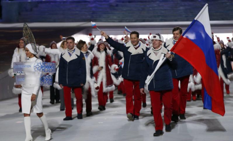 Оргкомитет Олимпиады-2018: Россияне смогут пронести свой национальный флаг на закрытии
