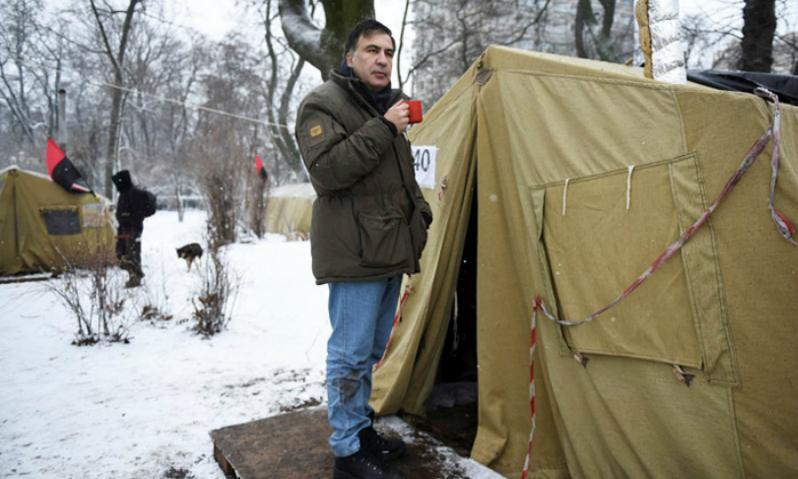 Саакашвили раскрыл секрет своего феноменального похудения