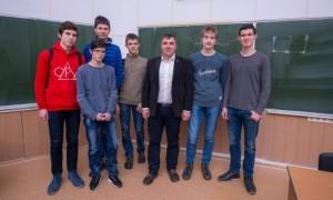 Российские школьники произвели фурор на естественнонаучной Олимпиаде в Амстердаме