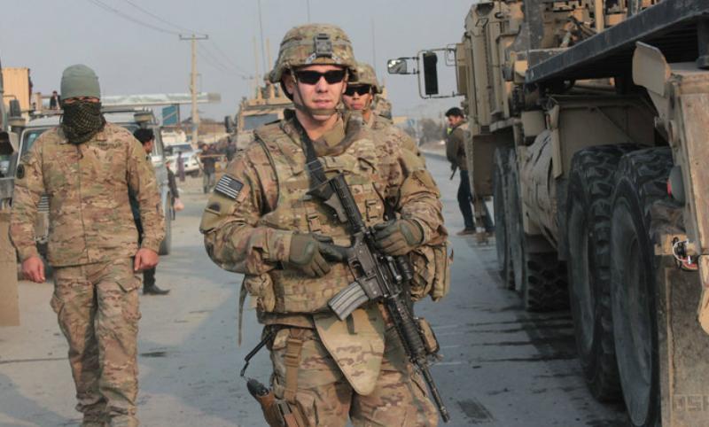 Пентагон назвал своей заслугой освобождение Сирии от террористов