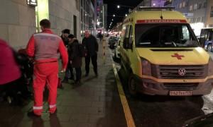 Власти Швеции поблагодарили таинственную российскую «скорую» на улицах Стокгольма
