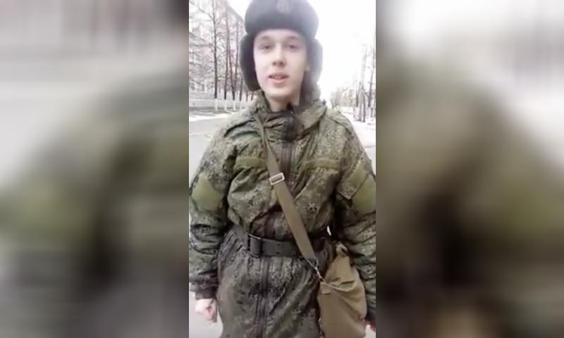 19-летний программист пошел служить в российскую армию