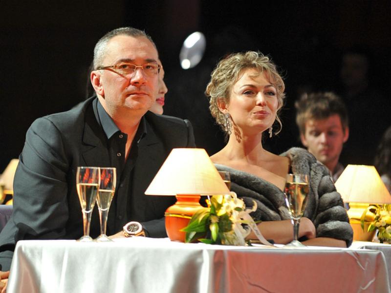 С первой женой у Константина Меладзе трое общих детей