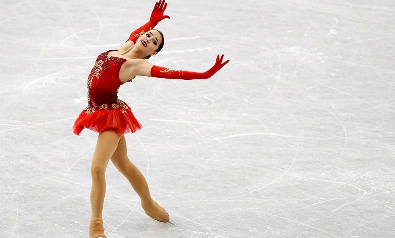 15-летняя российская фигуристка выиграла финал Гран-при в Японии