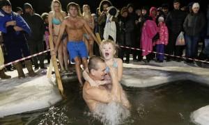 Календарь: 19 января - Праздник Крещения Господа