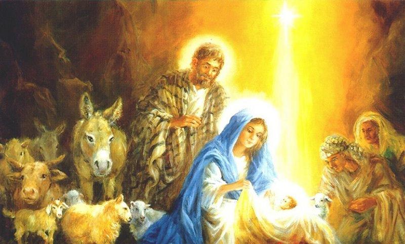 Календарь: 7 января - Праздник Рождества Христова