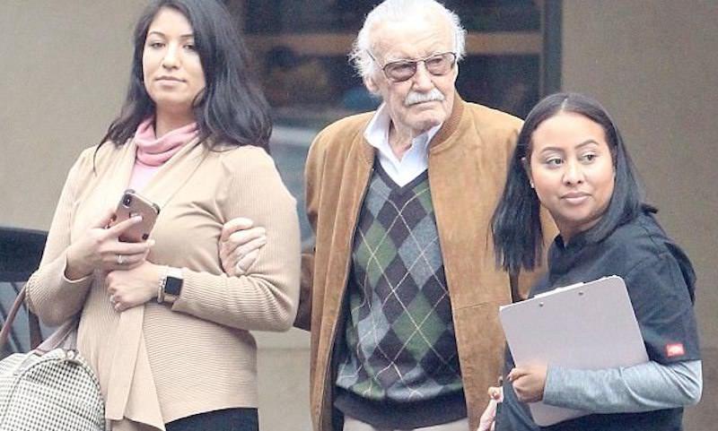 «Папу» Спайдермена обвинили в секс-домогательствах в возрасте 95 лет
