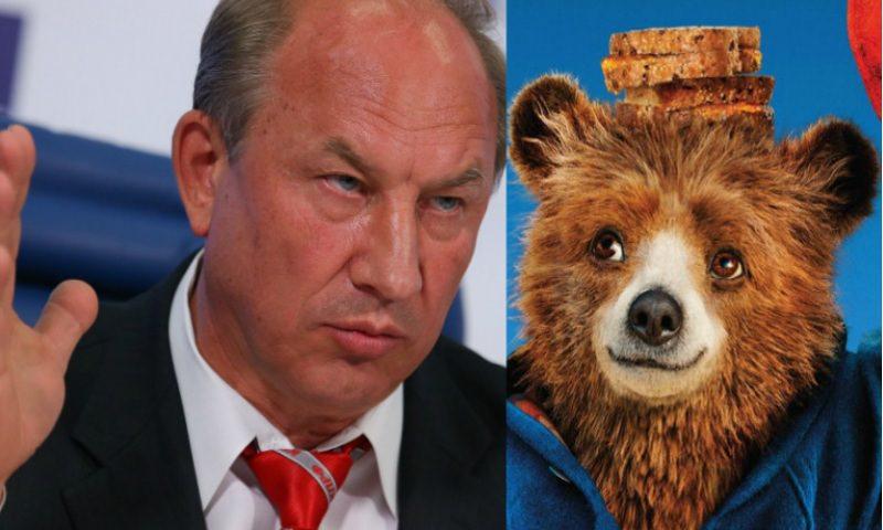 В скандал вокруг медвежонка Паддингтона вмешалась Госдума
