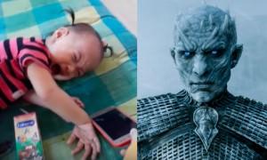 Как отучить детей от смартфона с помощью «Игр престолов»