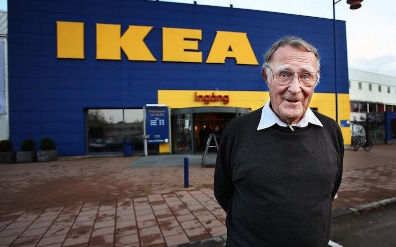 Скончался создатель IKEA - крупнейшей мебельной империи в мире