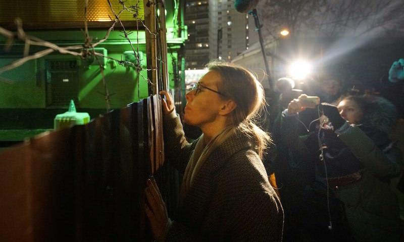 Протесты вРФ: украинский военный специалист  «раскусил» Собчак иНавального