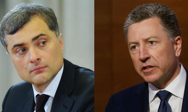 Итоги встречи Суркова и Волкера говорят о шагах США навстречу России, - эксперт