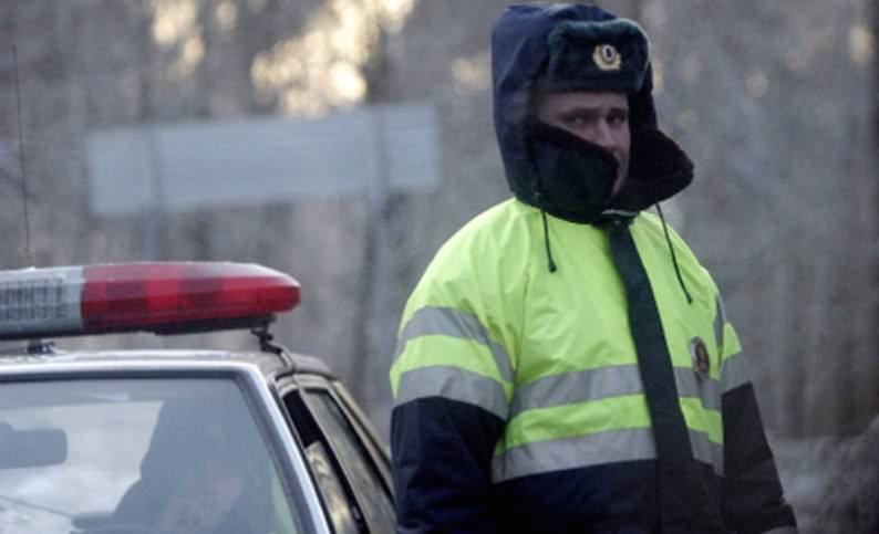 Владимир Путин уволил 10 тысяч гаишников