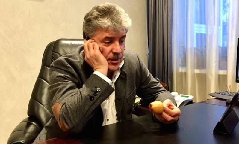 Самый бедный кандидат: на избирательном счете Павла Грудинина только 1000 рублей