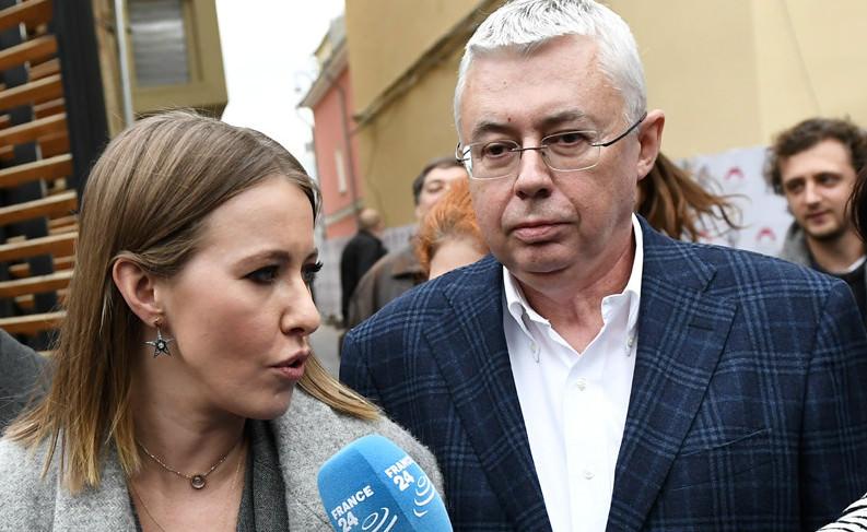 Начальник штаба Собчак раскрыл главную ее тайну