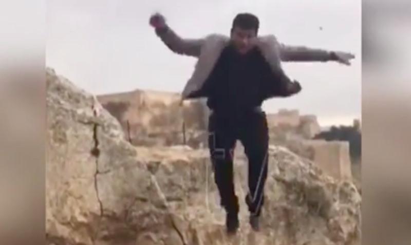 Эффектное видео прыжка в честь дня рождения закончилось смертью