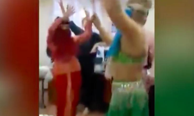 Танец живота в рабочее время дорого обошелся главе скорой помощи в Красноярске