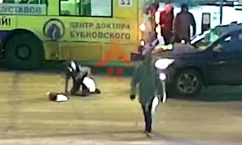 Сбитая машиной жительница Ярославля спокойно пошла по делам