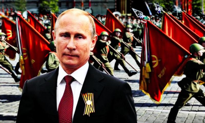 Песня про Путина получила главную музыкальную премию США