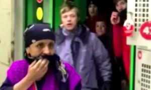 Отморозки с баллончиком атаковали «Пятерочку» в Орехово-Зуеве