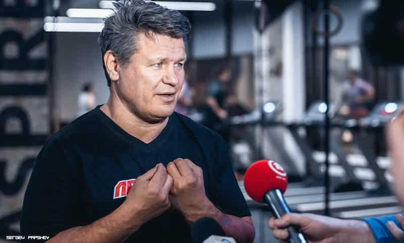 Поездку чиновников с любовницами на Олимпиаду раскрыл боец Тактаров