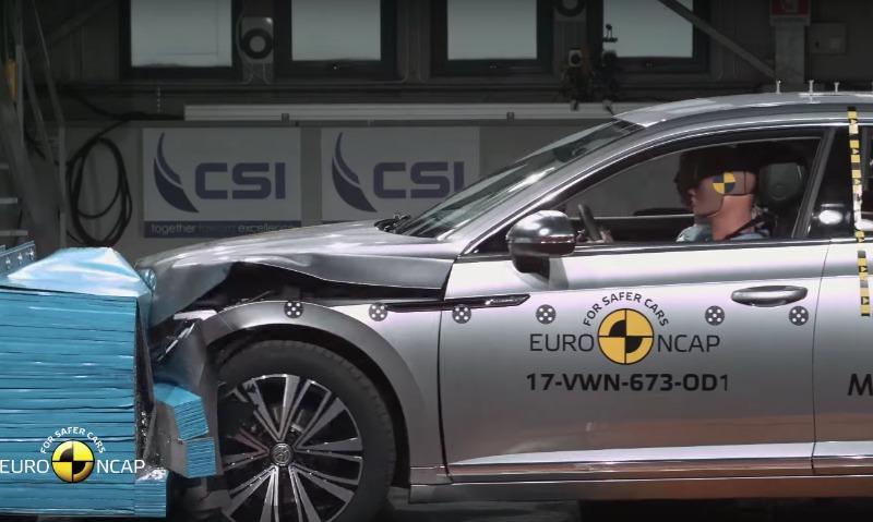 Эксперты назвали наиболее безопасные автомобили 2017 года