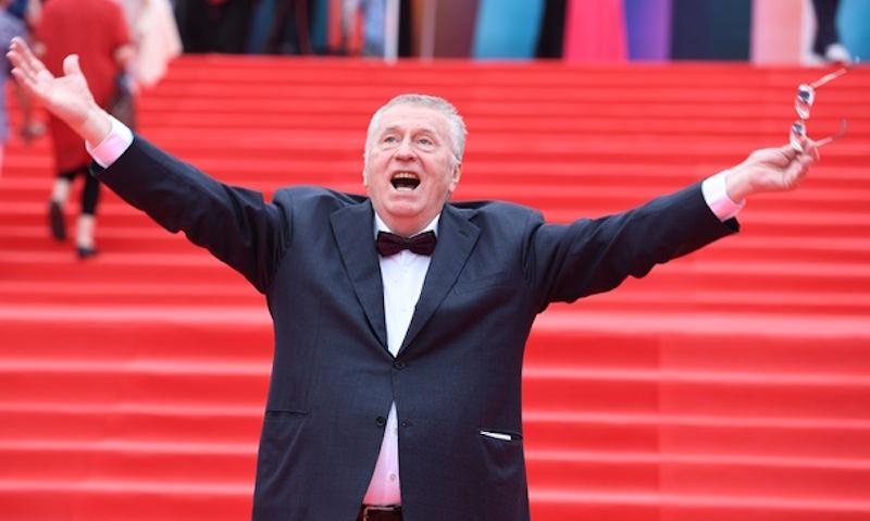 Жириновский сыграет в спектакле «Горе от ума»
