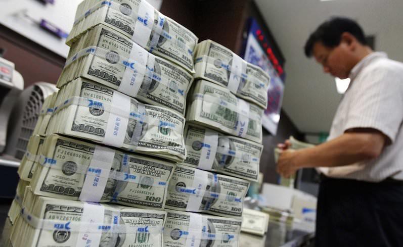 Щедрая душа: Россия передала Минфину США 106 млрд долларов