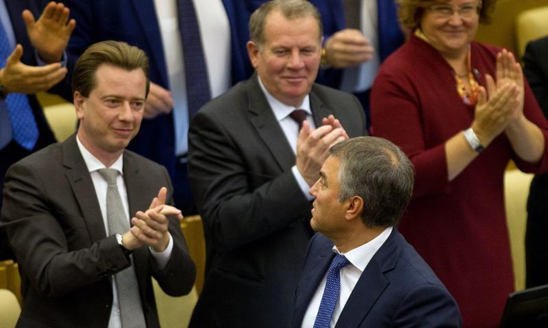 Каждый депутат Госдумы обойдется бюджету-2018 в 23,8 миллиона рублей