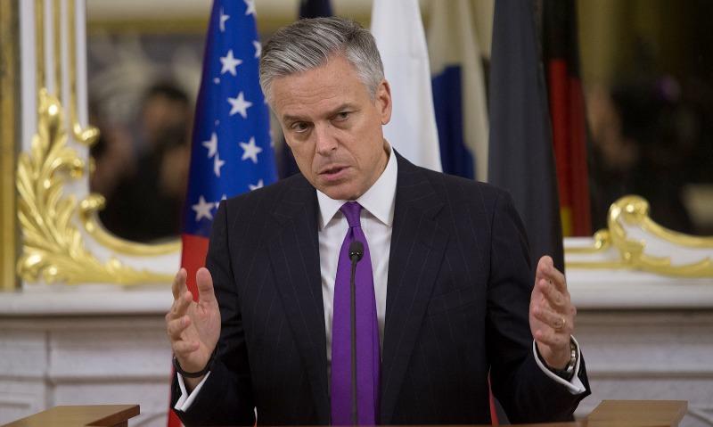 Посол США Хантсман заявил о подготовке новых санкций против России