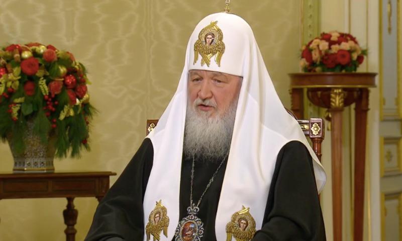 Патриарх Кирилл: Цифровые технологии угрожают человеческой свободе