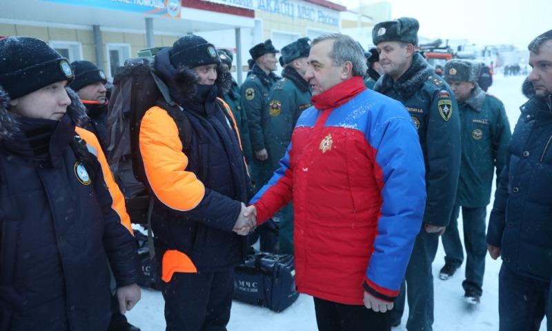 Сотрудники МЧС спасли в наступившем году почти 1 400 россиян