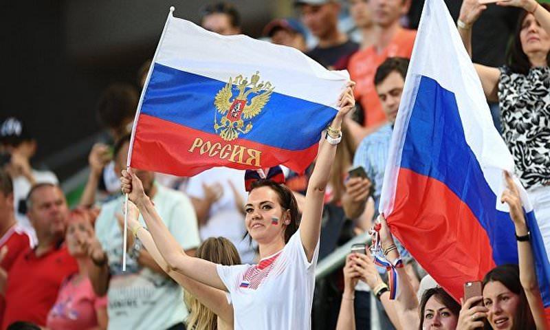 Россияне смогут проносить национальный флаг на олимпийские стадионы