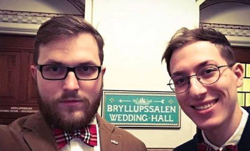 В России зарегистрировали первый гей-брак