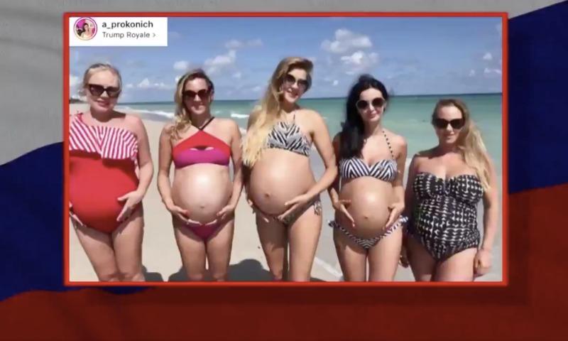«Русский беби-бум»: богатые женщины летают рожать в Майами