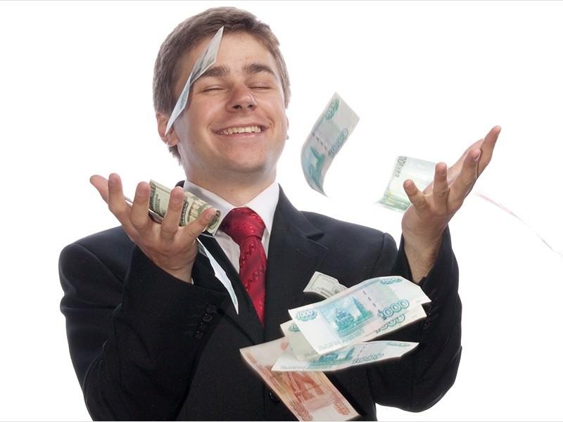 Каждый россиянин добровольно подарил миру 400 тысяч рублей