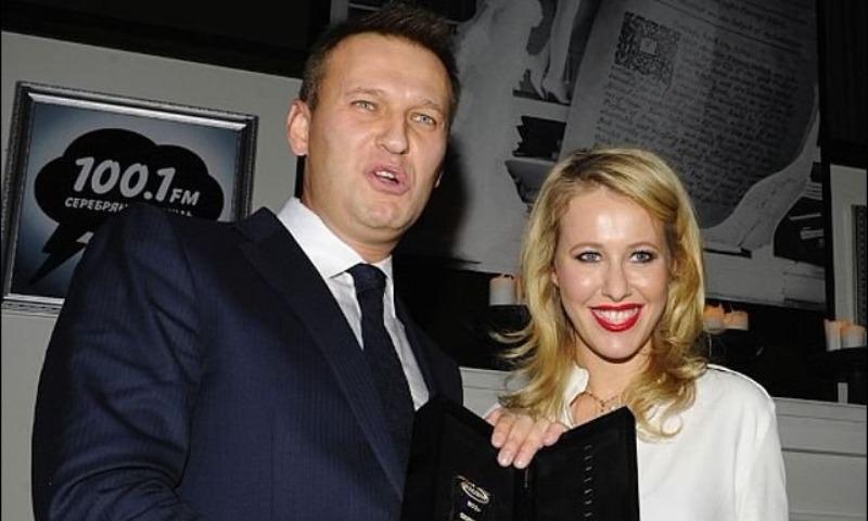 Идею Навального о бойкоте выборов-2018 Собчак поддерживать отказалась