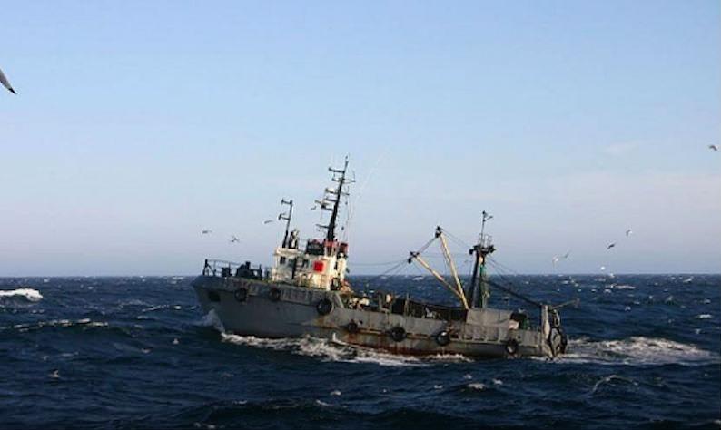В Японском море пропало рыболовецкое судно