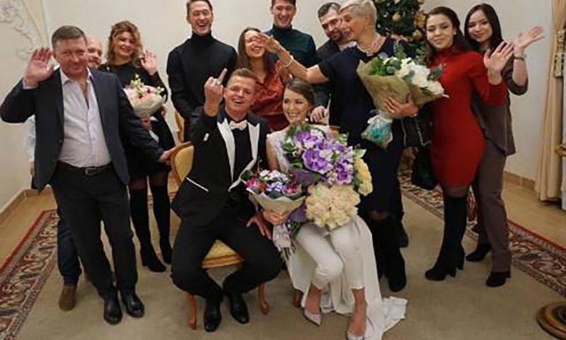 Жадный Тарасов раскошелится на шикарную свадьбу