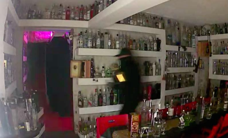 У коллекционера из Дании украли водку стоимостью 1,3 млн долларов