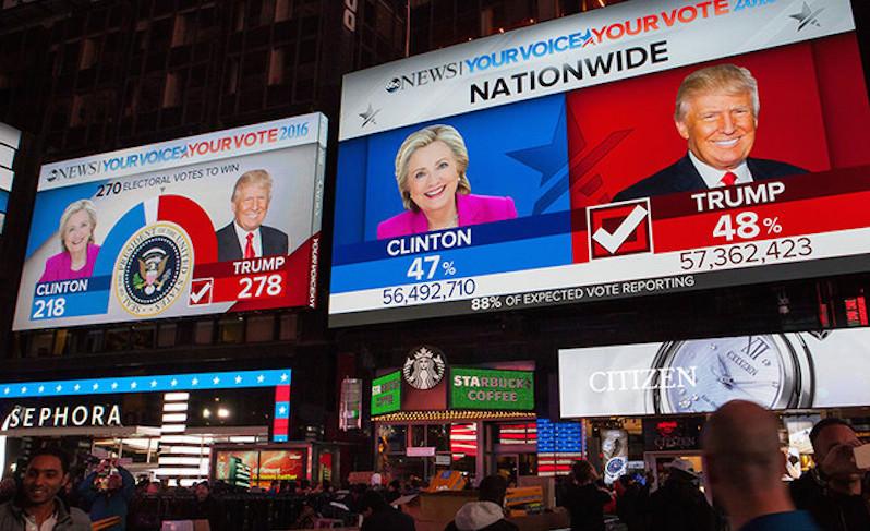 Не русские хакеры: названы те, кто вмешивался в выборы президента США