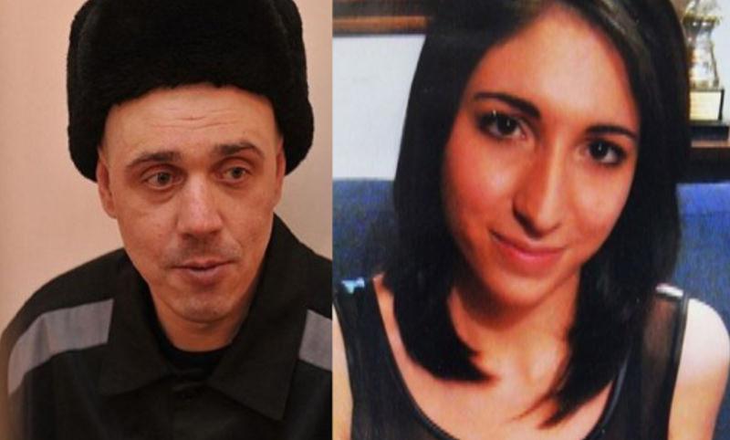 Итальянка хочет выйти замуж за русского зека, зарезавшего 6 человек