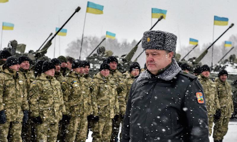 Порошенко приказал подчинить Донбасс Украине