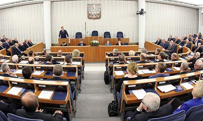 В Польше будут сажать за отрицание преступлений бандеровцев