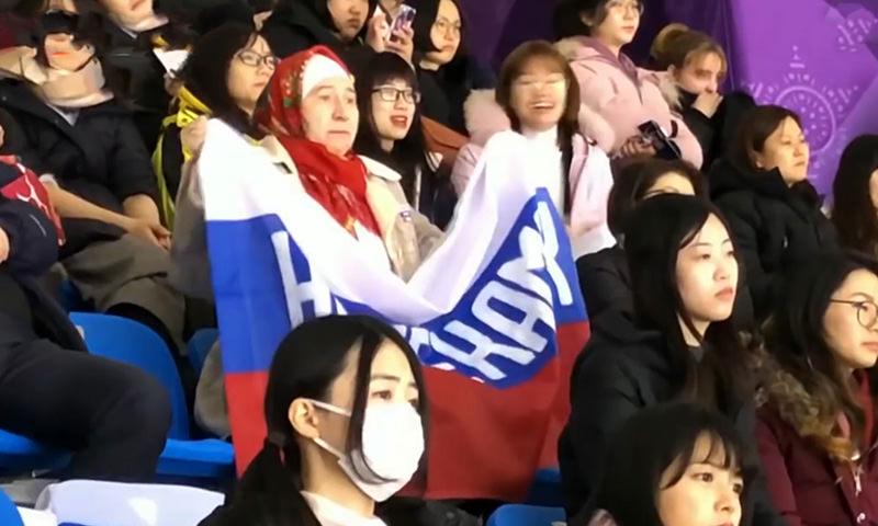 Пенсионерка из Башкирии, вопреки запретам врачей, поехала на Олимпиаду
