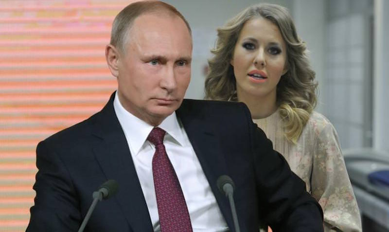 Собчак потребовала снять Путина с выборов